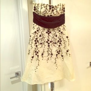White House Black Market Dress Size 10